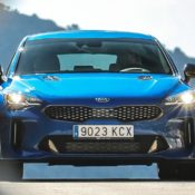 Micro Blue Kia Stinger 4 175x175 at 2018 Kia Stinger Looks Spectacular in Micro Blue