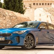Micro Blue Kia Stinger 6 175x175 at 2018 Kia Stinger Looks Spectacular in Micro Blue