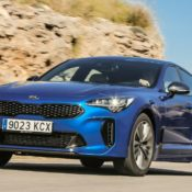 Micro Blue Kia Stinger 7 175x175 at 2018 Kia Stinger Looks Spectacular in Micro Blue