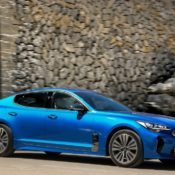 Micro Blue Kia Stinger 8 175x175 at 2018 Kia Stinger Looks Spectacular in Micro Blue