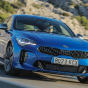 Micro Blue Kia Stinger 9 175x175 at 2018 Kia Stinger Looks Spectacular in Micro Blue