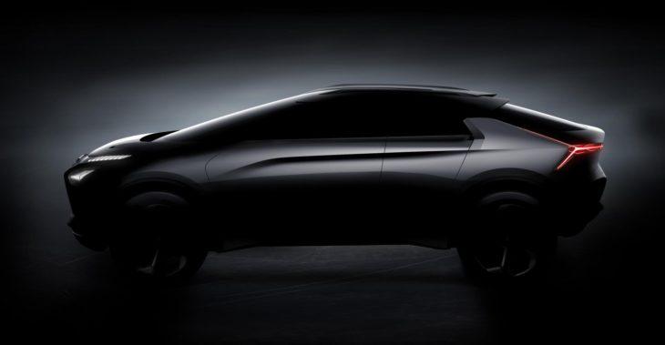 Mitsubishi e EVOLUTION Concept 2 730x379 at Mitsubishi e EVOLUTION Concept Teased for Tokyo Motor Show