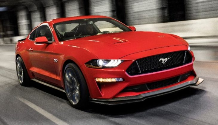Mustang Performance Pack Level 21 730x421 at 2018 Mustang GT Performance Pack Level 2 Announced