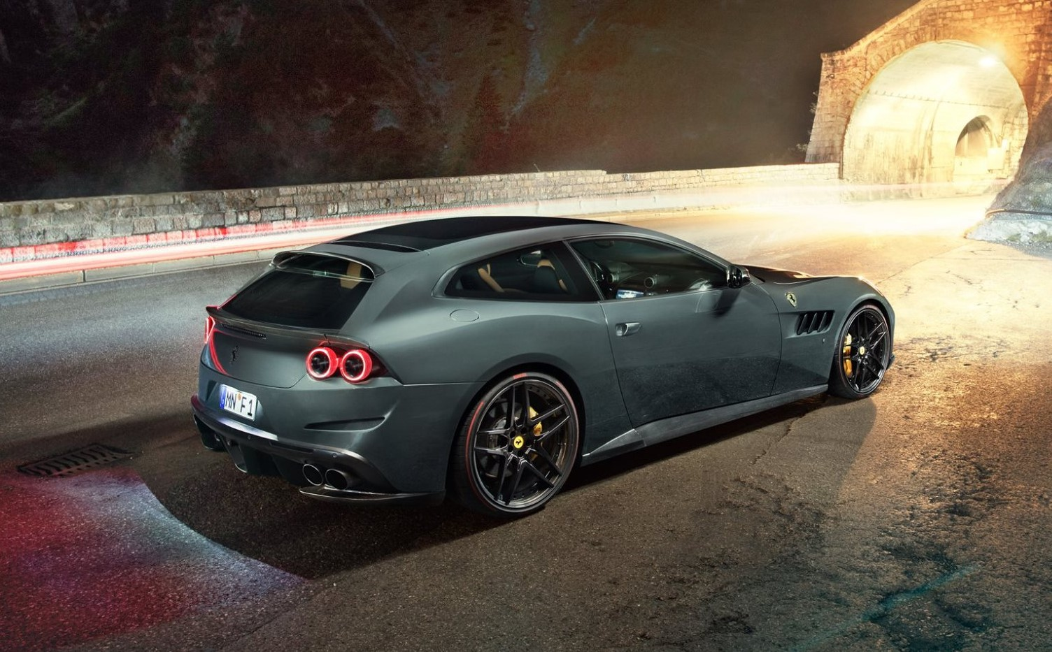 Novitec Ferrari Gtc4 Lusso Tuning Kit Revealed