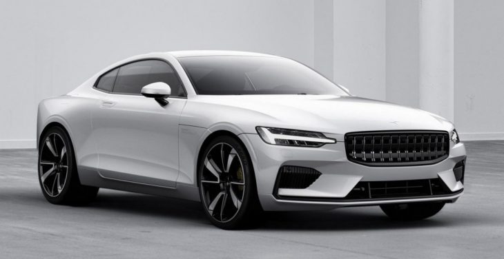 Polestar 1 1 730x376 at 2019 Polestar 1 Officially Unveiled with 600bhp Powertrain