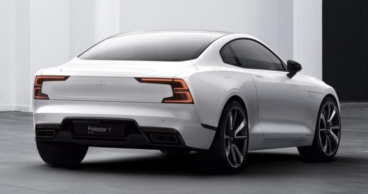 Polestar 1 7 730x385 at 2019 Polestar 1 Officially Unveiled with 600bhp Powertrain
