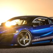 ScienceofSpeed Acura NSX 1 175x175 at ScienceofSpeed Acura NSX Is Ready for SEMA 2017