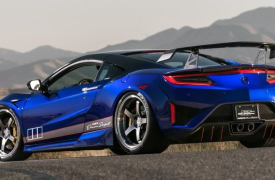 ScienceofSpeed Acura NSX 3 550x360 at ScienceofSpeed Acura NSX Is Ready for SEMA 2017