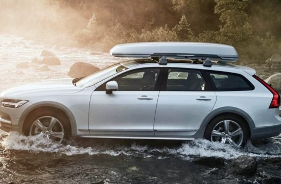 Volvo V90 Cross Country Volvo Ocean Race 1 550x360 at Official: 2018 Volvo V90 Cross Country Volvo Ocean Race