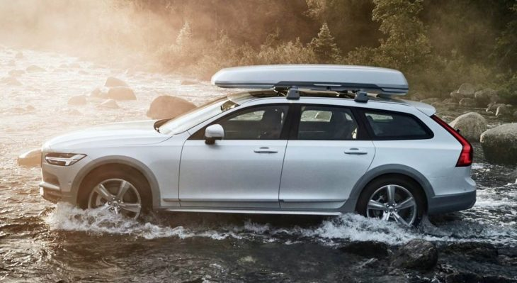 Volvo V90 Cross Country Volvo Ocean Race 1 730x399 at Official: 2018 Volvo V90 Cross Country Volvo Ocean Race
