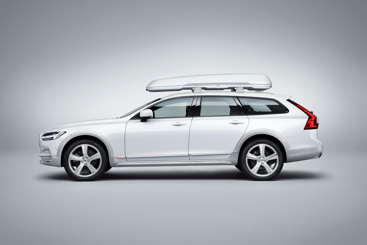 Volvo V60 Cross Country >> Official: 2018 Volvo V90 Cross Country Volvo Ocean Race