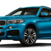 X6 M Sport Edition 1 175x175 at 2018 BMW X6 M Sport and X5 Special Edition