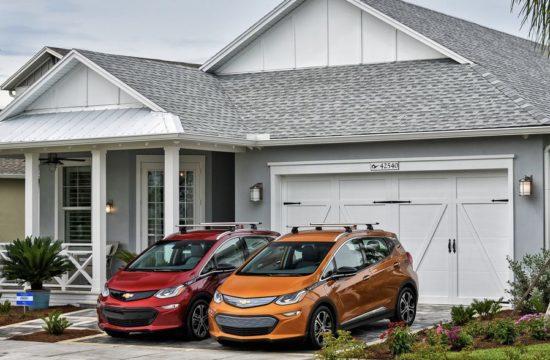chevrloet volt 550x360 at General Motors reveals 2 Chevrolet Bolt based Electric Cars
