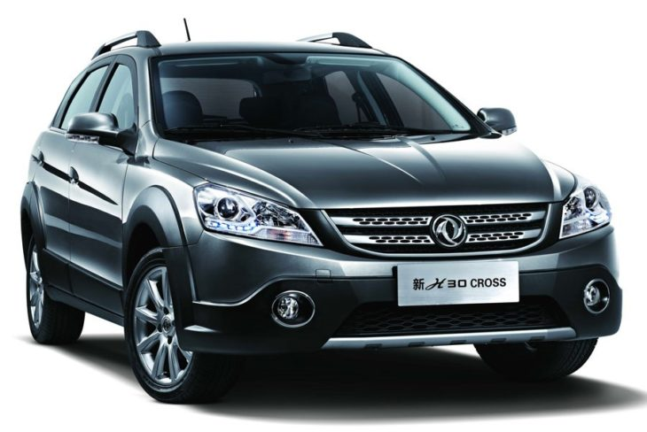 dongfeng fengshen h30 cross 730x488 at Should We Start Buying Chinese Cars Already?
