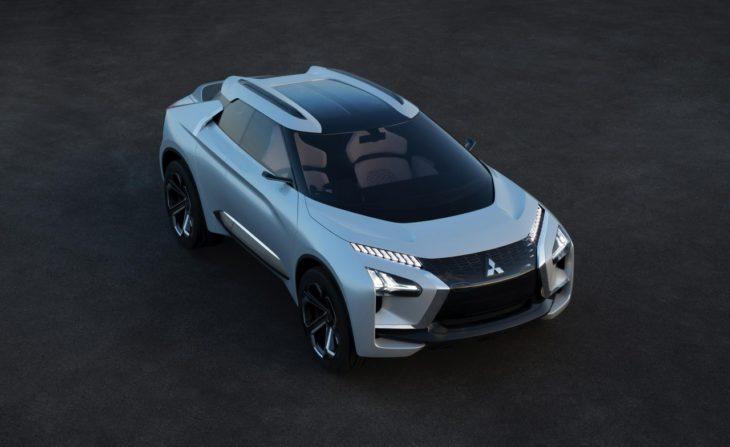 e EVO Concept EXT0202 730x447 at Mitsubishi e EVOLUTION Concept Unveiled in Tokyo