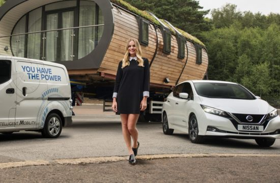 margot robbie nissan electric ecosystem 1 550x360 at Brand Ambassador Margot Robbie Outlines Nissan Electric Ecosystem