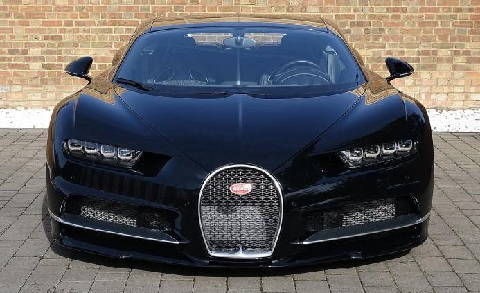 nocturne black bugatti chiron 4 at Nocturne Black Bugatti Chiron on Sale at Romans