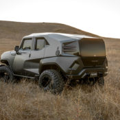 rezvani motors tank rear image2 175x175 at Rezvani Tank SUV Revealed with Big Engine, Bigger Price Tag