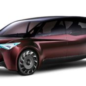 toyota fine comfort ride 175x175 at Tokyo 2017: Toyota Fine Comfort Ride Fuel Cell Concept