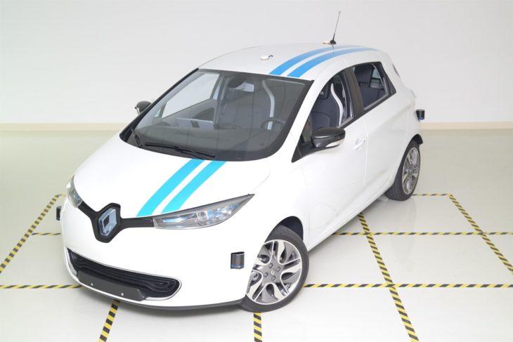 109915 Renault 730x487 at Renault Unveils Best Autonomous Obstacle Avoidance System