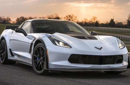 2018 Chevrolet Corvette Carbon65 Edition 004 550x360 at First Corvette Carbon 65 to Be Auctioned for the Troops
