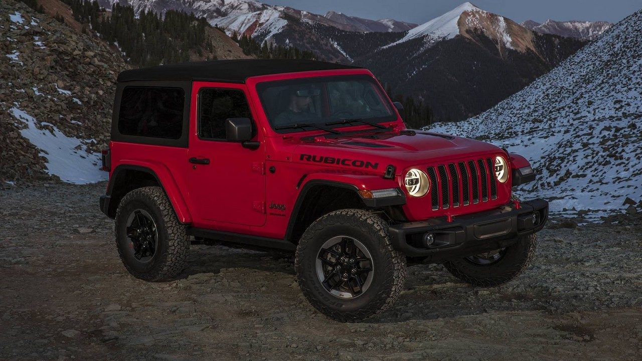 2018 Jeep Wrangler Diesel >> 2018 Jeep Wrangler Goes Turbo in Los Angeles