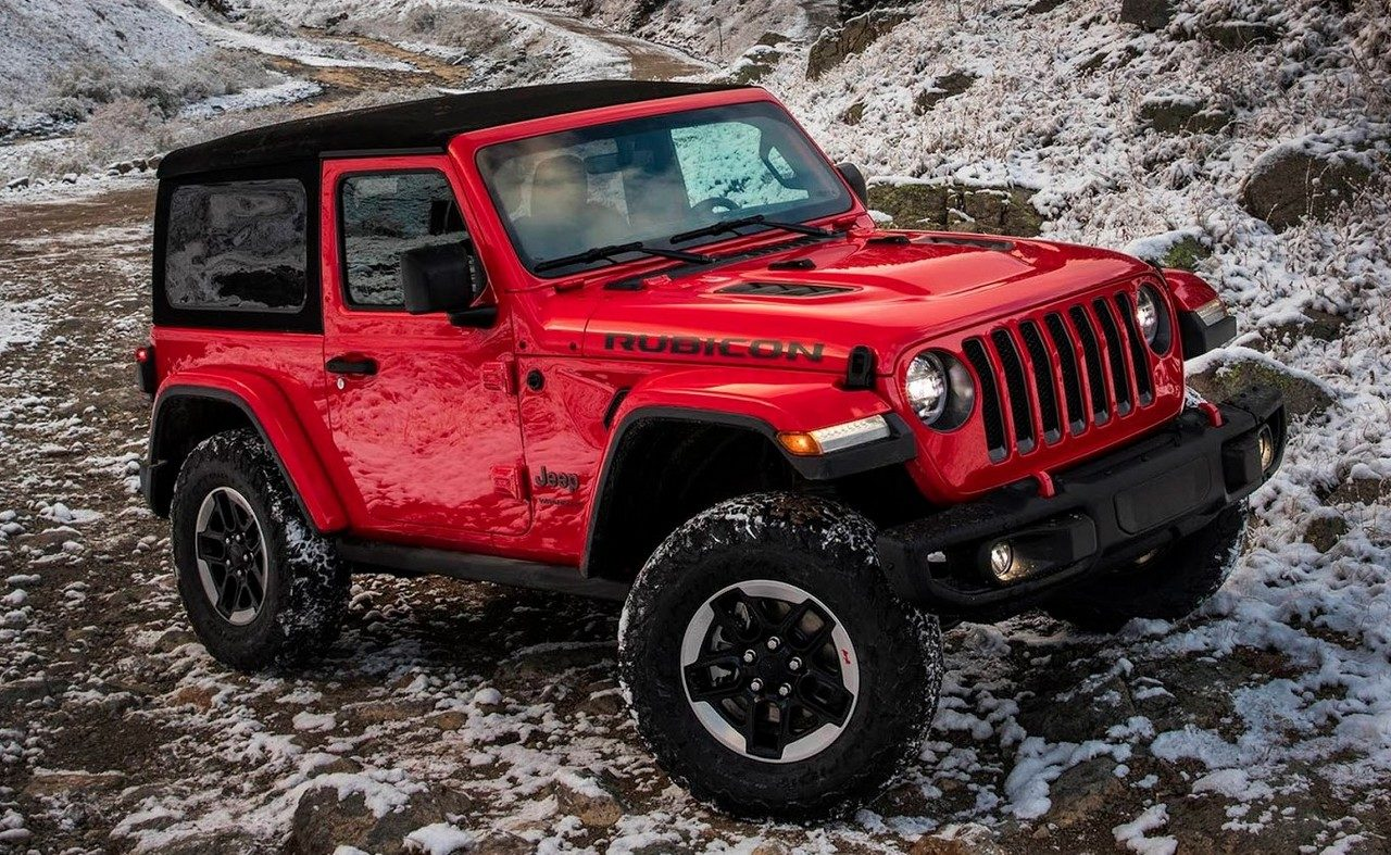 2018 Jeep Wrangler Goes Turbo in Los Angeles