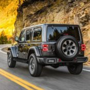 2018 Jeep Wrangler 4 175x175 at 2018 Jeep Wrangler Goes Turbo in Los Angeles