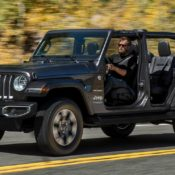 2018 Jeep Wrangler 5 175x175 at 2018 Jeep Wrangler Goes Turbo in Los Angeles