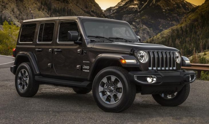 2018 Jeep Wrangler 730x433 at 2018 Jeep Wrangler Previewed Ahead of Los Angeles Debut