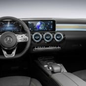 2018 Mercedes A Class Interior 4 175x175 at 2018 Mercedes A Class Interior Officially Revealed