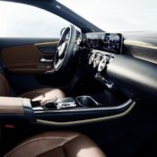 2018 Mercedes A Class Interior 7 175x175 at 2018 Mercedes A Class Interior Officially Revealed