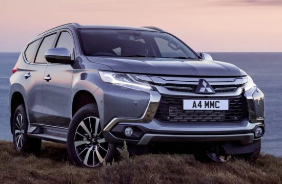 2018 Mitsubishi Shogun Sport 1 550x360 at 2018 Mitsubishi Shogun Sport to Hit UK Next Spring