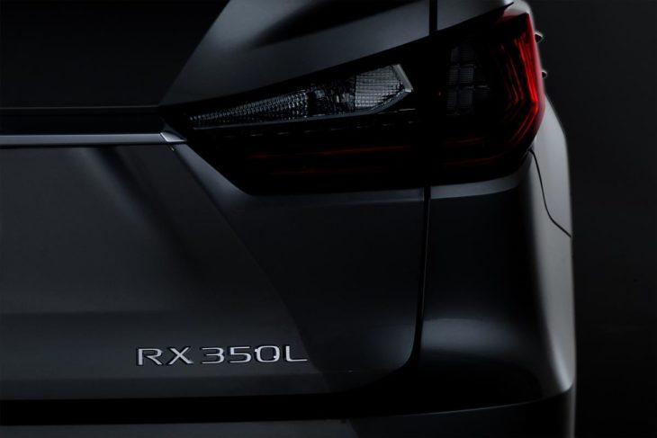 2018 Lexus RXL 01 9A3FCC3962E9892B531B78E3150EA8F524639D8C 730x487 at 2017 L.A. Auto Show Preview: New Mazda6, Lexus RXL, Mitsubishi Eclipse Cross