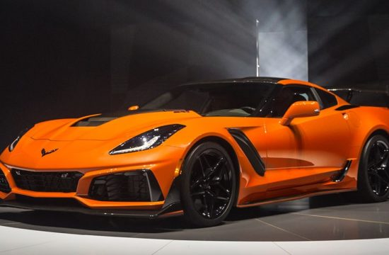 2019 Corvette ZR1 0 550x360 at 2019 Corvette ZR1 Comes with 755 hp, Lotta Attitude!