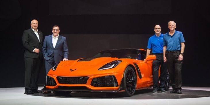 2019 Corvette ZR1 000 730x366 at 2019 Corvette ZR1 Comes with 755 hp, Lotta Attitude!