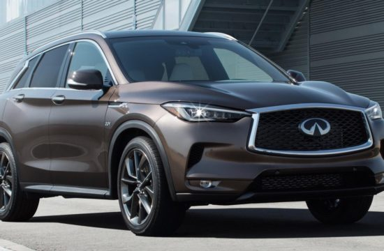2019 Infiniti QX50 1 550x360 at 2019 Infiniti QX50 Revealed with VC Turbo Engine