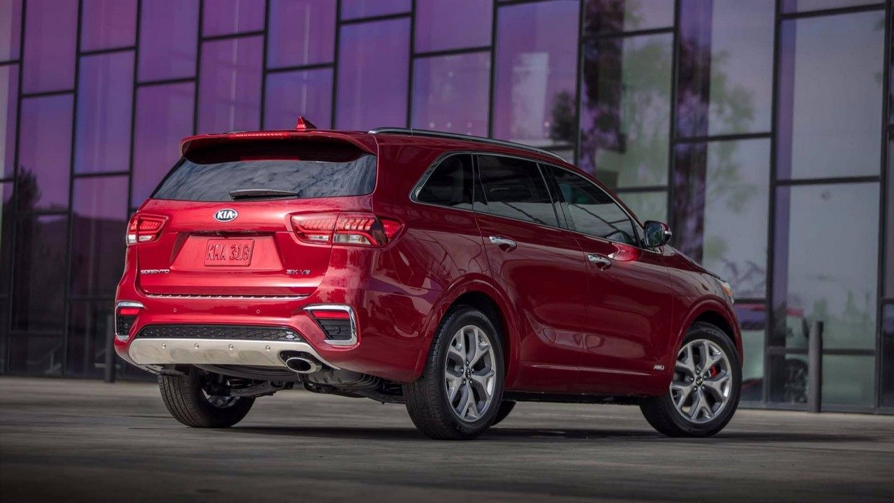 2019 kia sorento msrp announced starts from 25 990. Black Bedroom Furniture Sets. Home Design Ideas