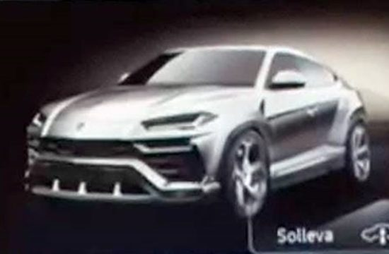 2019 Lamborghini Urus CGI 550x360 at 2019 Lamborghini Urus   What We Know So Far