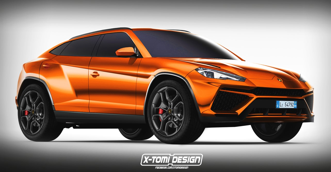 Toyota Suv 2019 >> 2019 Lamborghini Urus - What We Know So Far