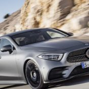 2019 Mercedes CLS Official 2 175x175 at 2019 Mercedes CLS Facelift Unveiled in Los Angeles