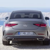 2019 Mercedes CLS Official 7 175x175 at 2019 Mercedes CLS Facelift Unveiled in Los Angeles