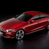 2019 Mercedes CLS Official 8 175x175 at 2019 Mercedes CLS Facelift Unveiled in Los Angeles