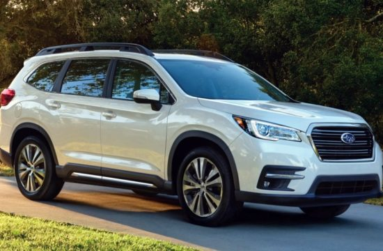 2019 Subaru Ascent 1 550x360 at 2019 Subaru Ascent 8 Seater SUV Officially Unveiled