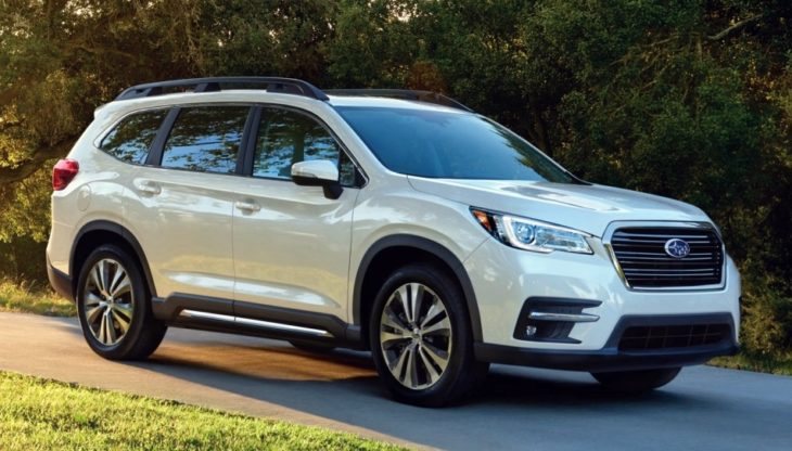 2019 Subaru Ascent 1 730x416 at 2019 Subaru Ascent 8 Seater SUV Officially Unveiled