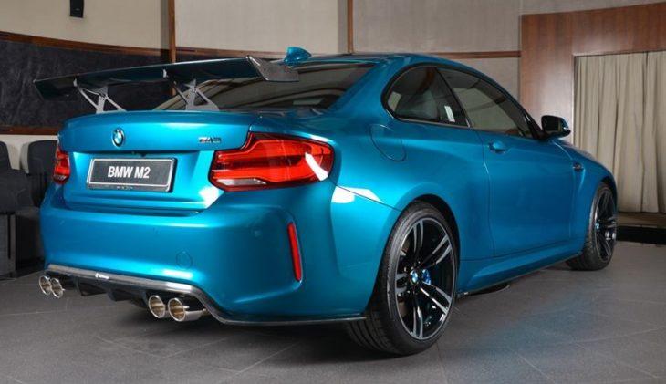 3D Design BMW M2 7 730x421 at 3D Design BMW M2 Is About Subtle Improvements