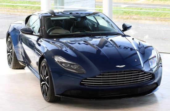Aston Martin DB11 NC500 1 550x360 at Aston Martin DB11 NC500 Is an Homage to Scotland