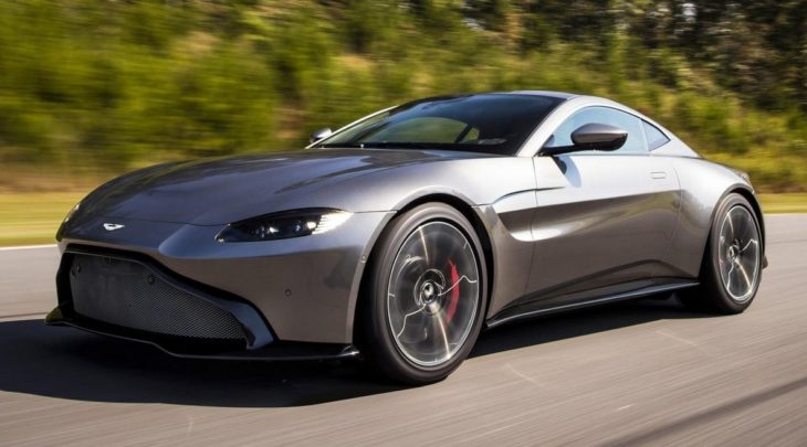 Aston Martin Vantage Tungsten Silver 02 730x405 at 2018 Aston Martin Vantage Revealed, Looks Weird