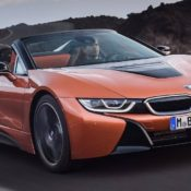 BMW i8 Roadster 1 175x175 at BMW i8 Roadster Comes with Increased Range, Good Looks