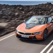 BMW i8 Roadster 3 175x175 at BMW i8 Roadster Comes with Increased Range, Good Looks